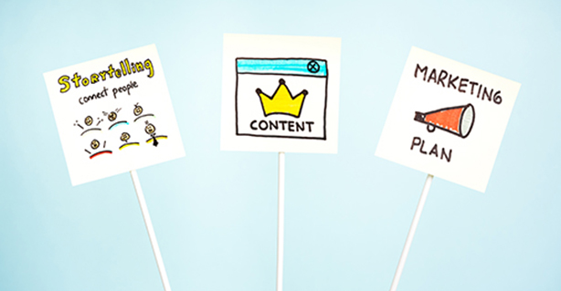 Creating a digital content strategy to enable transformation