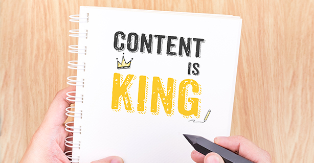 Using Content Management Technology to Deliver Relevant Content for Customers
