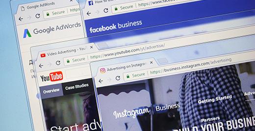 7edge digital media native advertising in feed ads