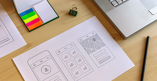 7edge mobile application design prototyping