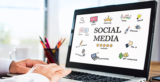 Social Media Marketing for gaining max advantage of social media