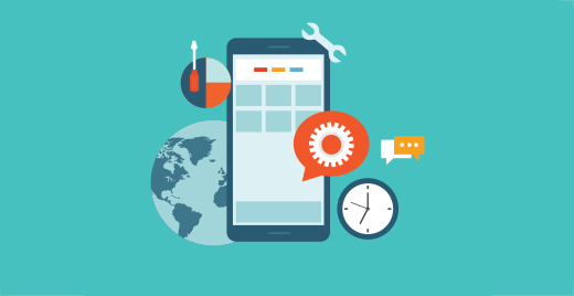 Performance-oriented Mobile Application Designs