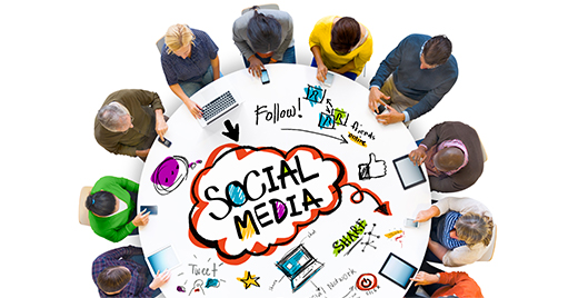 Creating a social media marketing strategy