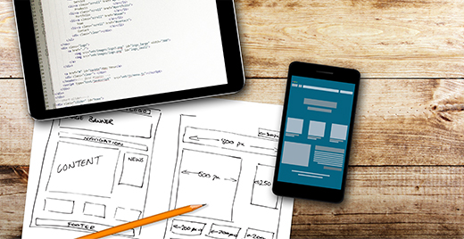 Wireframes that facilitate effective communication and workflow testing